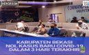Bupati Bekasi Himbau Warga Tetap Disiplin Protokol Kesehatan
