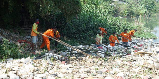 Pemkab Gerakan Aksi World Clean Up Day