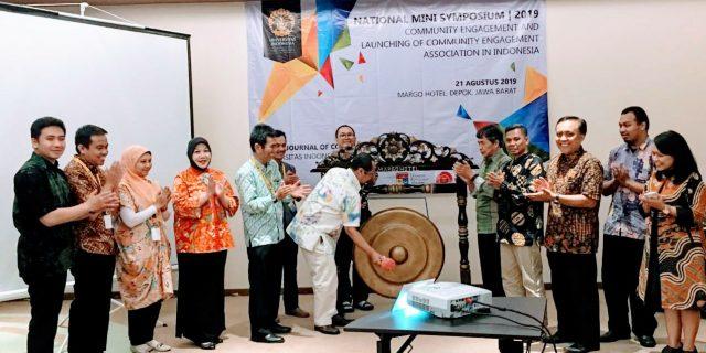 LPPM Resmikan Asosiasi Jurnal Pengabdian Masyarakat