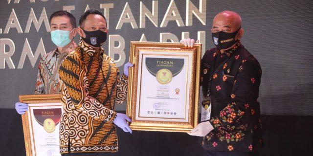 Mendagri Gelar Lomba Inovasi, Kota Bekasi Raih Dua Penghargaan Inovasi