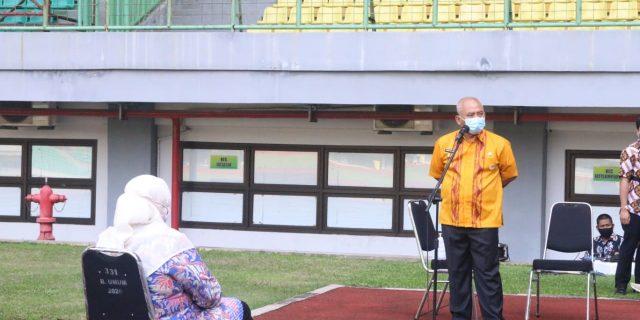 Wali Kota Bekasi: Dinas Terkait Kembali Tingkatkan Pelayanan Publik