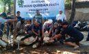 Forum RW Bantar Gebang Bagikan Bantuan 500 Paket Daging Qurban