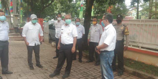 Walikota Bekasi Kunjungi RSUD Tipe D Bantar Gebang