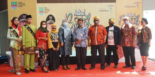 Pemkab Bekasi Selenggarakan Festival Batik Bekasi 2020