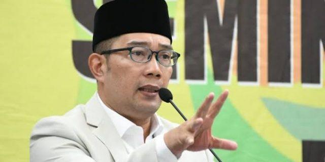 Gubernur Jawa Barat Keynote Speaker Seminar Nasional PWI Jabar