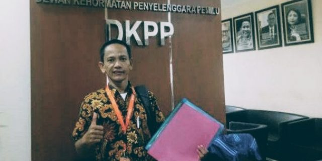 KPU Kota Bekasi DILAPOR. Akankah DKPP Tindaklanjuti?